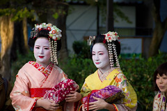 Kyoto Geisha District (gastonl.com) Tags: japan kyoto maiko geisha gion