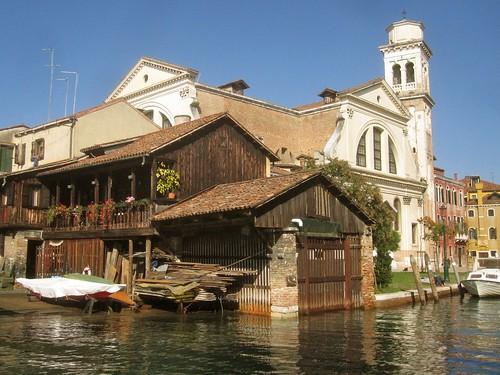 Gondola Repair Shop IMG_1164