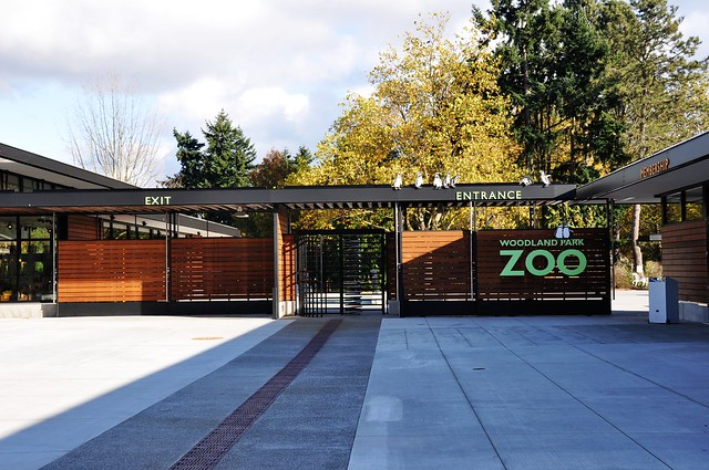 woodland zoo, Seattle