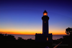 Norah Head Lighthouse (Christopher Chan) Tags: travel lighthouse sunrise canon australia nsw newsouthwales fresnel tamron hdr 30d norahhead supershot abigfave superaplus aplusphoto 18250mm
