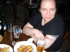 pastel e bolinho de arroz, claro (o que os olhos vem) Tags: bsb zel eus ivanise