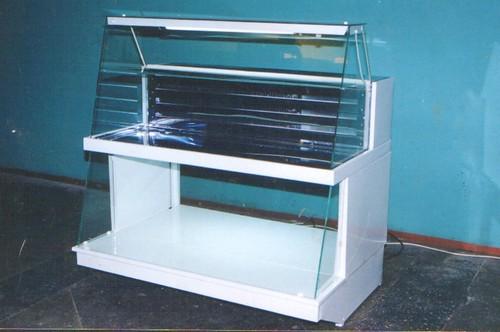 Внешний вид холодильной витрины (полный варант)