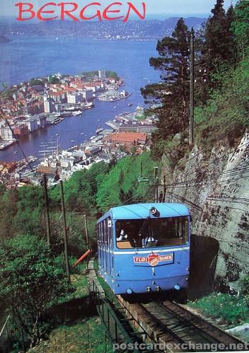bergen - view from Floyen