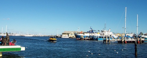 Success Harbour (formerly Fishermans Harbour) Fremantle