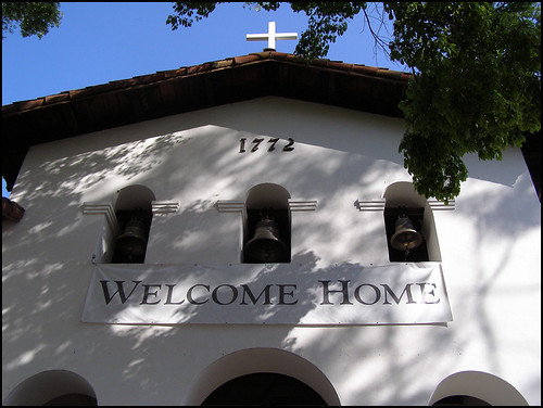 photo - Mission San Luis Obispo