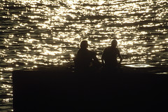 sunset-1 (Carlos F1) Tags: sunset shadow sun love sol beach atardecer twilight sundown amor sombra playa atlantic amanecer reflejo puestadesol silueta outline madeira ocaso atlántico funchal fnc pauldomar