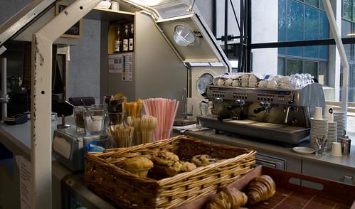 Espressobar Sterk