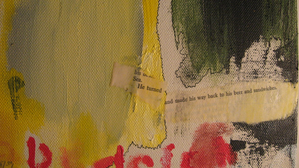 "detail from "" this is the first you spoke of it..."" 2007"