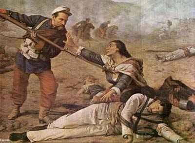 Guerra de 1879. Peru Chile