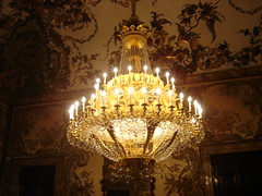 Globe Chandelier (Keith Mac Uidhir  (Thanks for 3m views)) Tags: madrid real spain king royal palace queen espana chandelier palais royalty sovereign palacio
