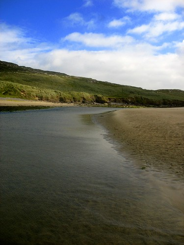 Barley Cove Beach. Southwest Ireland