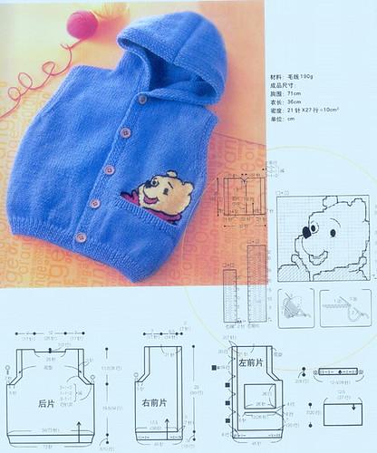 2009 Modası Örgü Bebek Süveterleri