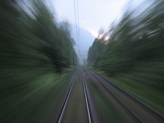 Speed (cod_gabriel) Tags: railroad speed train tren movement eisenbahn rail railway valley romania rails bahn railways carpathians rumania romanian romenia bucegi prahova romnia trainview sine roumanie cfr ferrocarril ferrovia romnia bahnstrecke roemenie ferroviario movingtrain chemindefer ferrato rumunsko romanya rumnien roemeni rumana romnia rumanien bahnlinie voieferre vafrrea rumunia viaferrea miscare viteza romnia feroviar caleferata  eisenbahngesellschaft lineaferroviaria  romanianrailways caiferate discoveryphotos  cileferateromne caleferat ine ciferate      p in transportferoviar eisenbahngesellschaftrumniens vitez micare