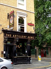 Picture of Artillery Arms, EC1Y 8ND