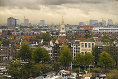 AMSTERDAM: VIEW FROM THE NEW LIBRARY (Akbar Simonse) Tags: holland netherlands amsterdam bravo thenetherlands fp stadsarchief blueribbonwinner isawyoufirst travelerphotos theperfectphotographer stadsarchiefamsterdam dedoka 200000000stagelovers nederlandvandaag akbarsimonse