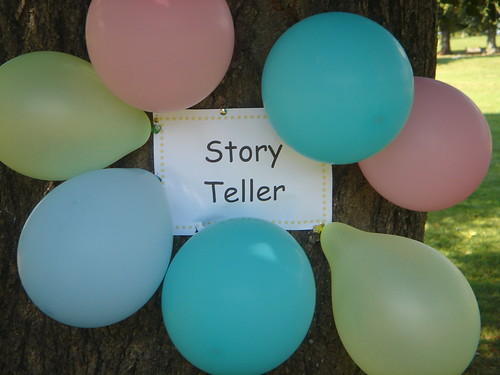 Story Teller by NickPiggott, on Flickr