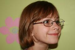 Meg's Haircut I
