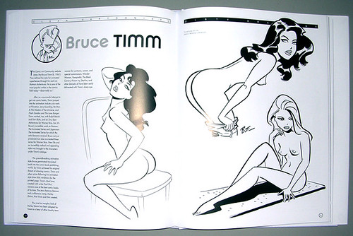 Bruce Timm (Clean Cartoonists' Dirty Drawings)