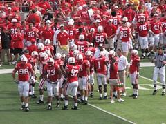2007 Nebraska vs Iowa State (G. Stock) Tags: college football nebraska huskers bigred iowastate suh lincolnne