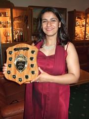 Monica's Trophy