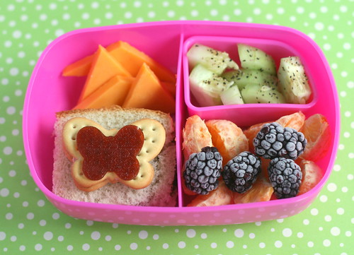 preschool bento lunch