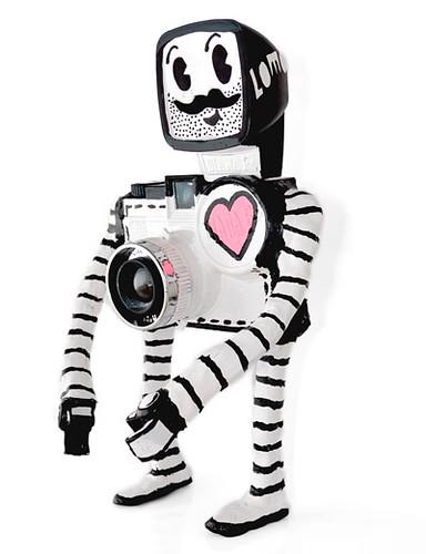 timrobot X LOMO - Custom Diana F+