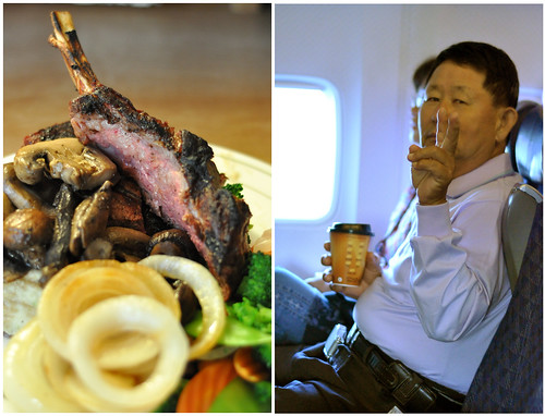 Appa and Steak