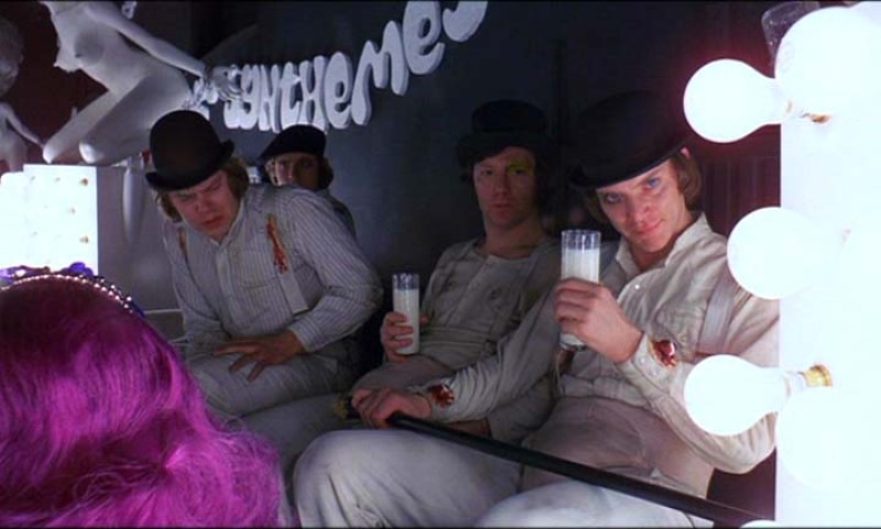 Halloween costume idea Clockwork Orange 3