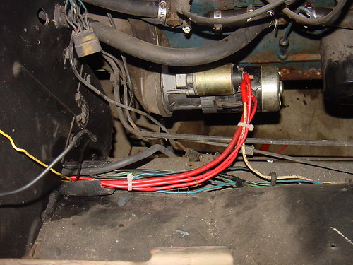 240z Wiring Harness