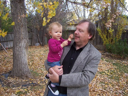 cordy and dad 10.30.10