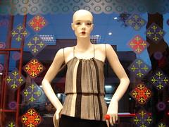 blusa fruncida (plyades-ropa tejida) Tags: argentina thread fashion shirt moda cotton hilo seda ropa remera algodon tejido tejida musculosa pleyades