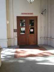 Pasadena Police Department Jail Door