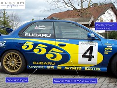 Subaru Rally Graphics Subaru Rally Rallye Logo