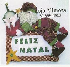 placa[1] (alinnerj) Tags: natal fuxico feltro pap molde duende passoapasso moldedenatal nataldefeltro