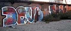 Devo x Trap (Now It's Real!) Tags: devo trap if nyc ny new york city graffiti graff graf brooklyn bk bkay fillin picnik