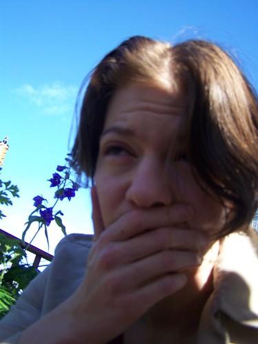 nov 021 Next day -- mourning for Violet