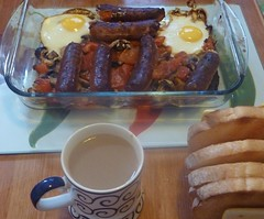 No Fuss English Breakfast