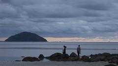 Lokawi Beach 13 (alienfart) Tags: beach island putatan lokawi