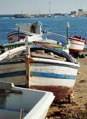 Prima di prendere il largo (La minina) Tags: sea italy port boats mare barche porto sicily sicilia pozzallo abigfave gettyimagesitalyq1