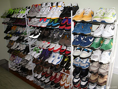 The Wall of Fame #3 (Mindubonline) Tags: vintage shoes sneakers nike og sneaker kicks airmax dunk airstab mindub mindubonline