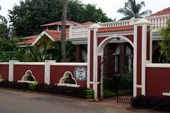 Casa de Goa Entrance