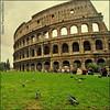 El Coliseo, Roma (m@®©ãǿ►ðȅtǭǹȁðǿr◄©) Tags: italy rome roma canon arquitectura italia kodak coliseo colosseo canoneos500n ilcolosseo fotografiadearquitectura cosina19÷35mmf3556 m®©ãǿ►ðȅtǭǹȁðǿr◄© marcovianna lentescosina fotografiaangalogica peliculaparanegativo