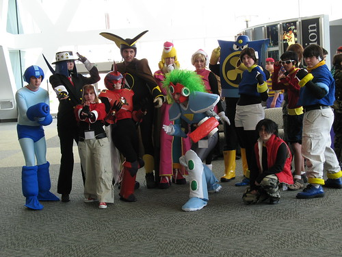 Mega Man Group