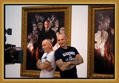 Pierre et Gilles (Shemer) Tags: paris exhibition exposition paparazzi pierreetgilles