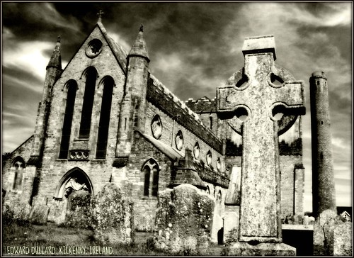 SAINT CANICE'S CATHEDRAL.