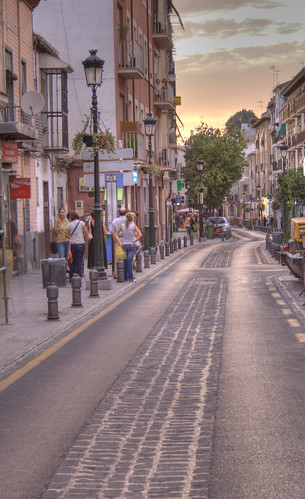 The HDR Street