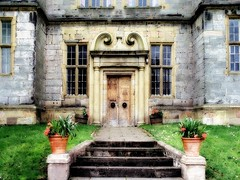 PlasTeg Hall, Wales (h_roach) Tags: wales mold hauntedhouse orton jacobean anawesomeshot plasteg a3b guiaturisticatourguide