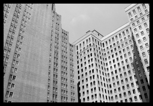 Grey meets white -- sky bw b&w windows gorgeous incredible exciting repetitive good pretty winner metropolitan