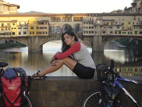 Puente Vechio -  Florencia