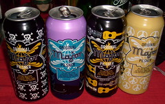 Major pilsner (ingridesign) Tags: beer skulls design major peace guitars pilsner skullpower